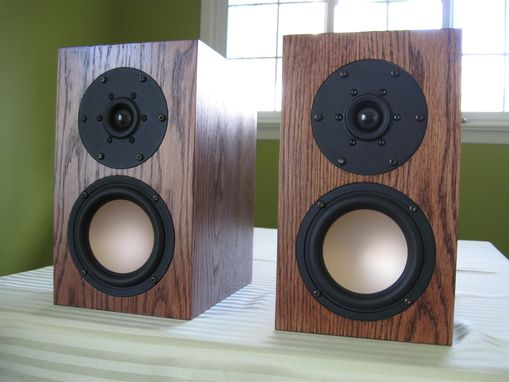Custom Made F003 Bookshelf Speakers