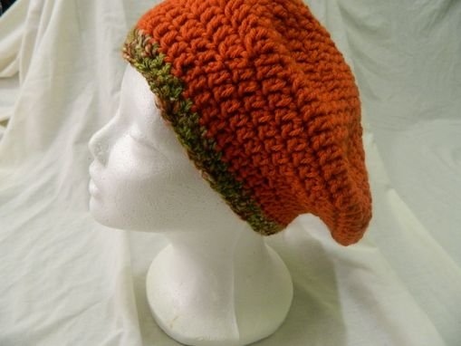Custom Made Beret/ Slouch And Cowl