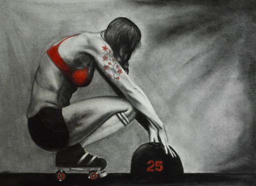 Custom Made Conceptual Figure Drawing