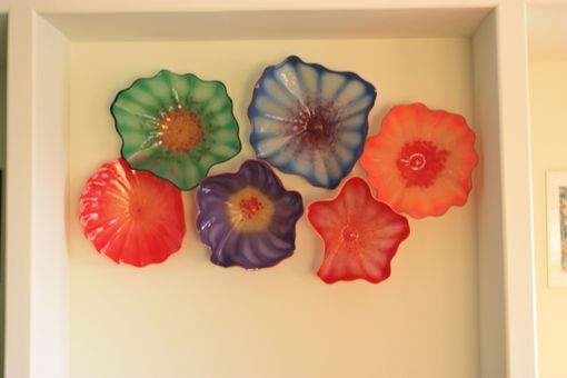 Custom Made Platter Wall Sculpture