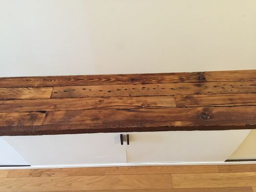 Custom Made Foot Bench