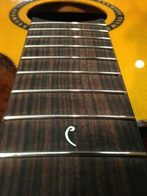 "Custom Made Delgado ""Marta"" Model Hybrid Classical Msrp $6,800.00"
