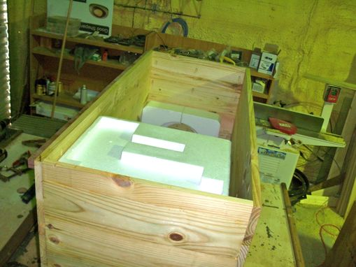 Custom Made Chest For A Telescope, Pirates Chest