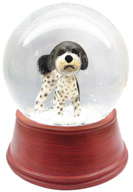 Custom Made Custom Snow Globe Pet - Made To Look Like Your Photo
