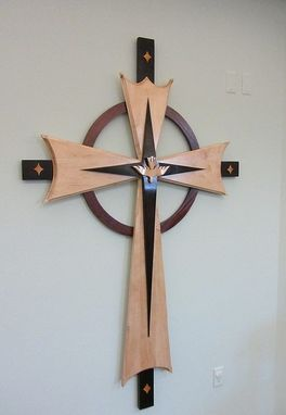 Custom Made Memorial Cross
