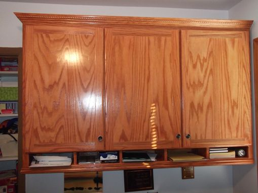 Custom Made Office Cabinet