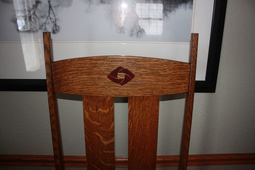 Custom Made Mission Style Chair