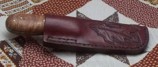 Custom Made Small Hunting Knife