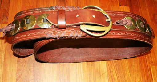 Custom Made One Of A Kind Guitar Strap