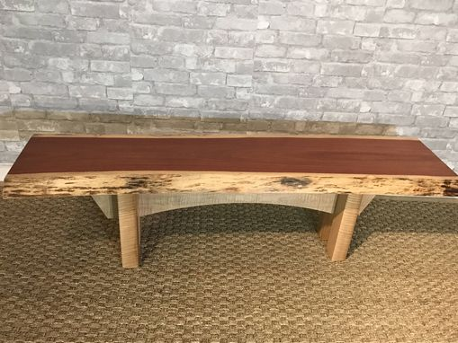 Custom Made Asian Style Bench/Table