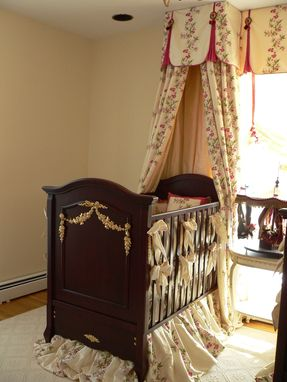 Custom Made Rectangular Bed Canopy
