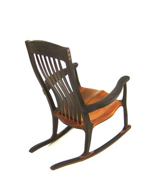 Custom Made Wenge Rocker