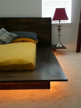 Custom Made Tatami Bed