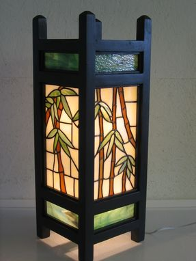 Custom Made Asian Style Lantern