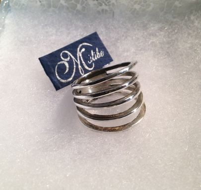 Custom Made 5 Band's Ring
