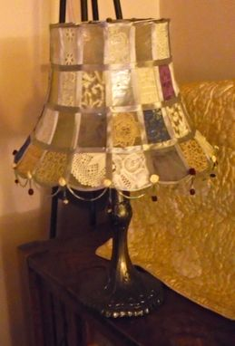 Custom Made One-Of-A-Kind Lamps
