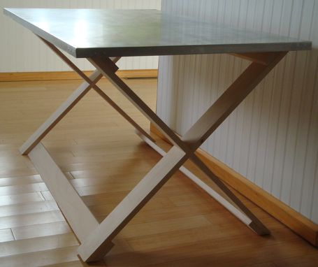 Custom Made Cross-Country Table