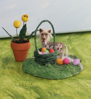 Custom Made Doll-House Pets Custom Made To Order 1:12 Animals * Dogs*