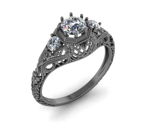 engagement jamesallen rnd com w glr three stone rings