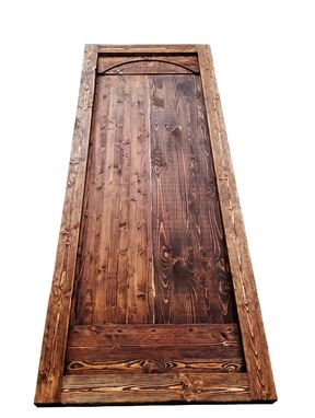 Custom Made Rustic Farmhouse Barn Door