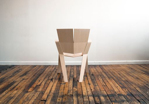 Custom Made Origami Chair