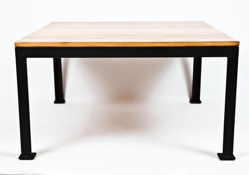 Custom Made Modern Minimalist Coffee Table