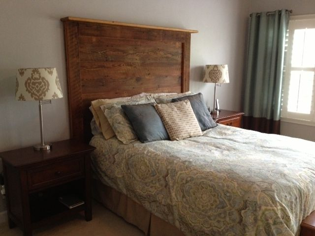 Custom Made Barn Wood Beds By Classy Pickers Custommade Com