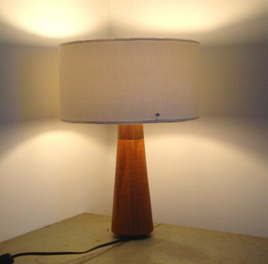 Custom Made Mid-Century Modern Table Lamp