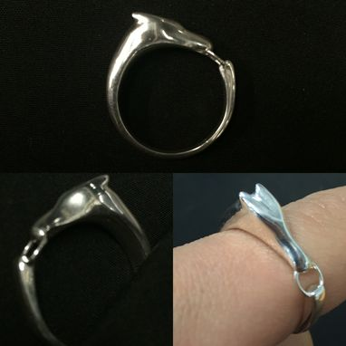 Custom Made Horse Ring