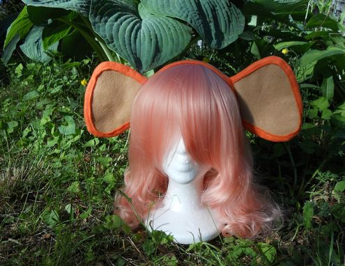 Custom Made Growlithe Cosplay Ears