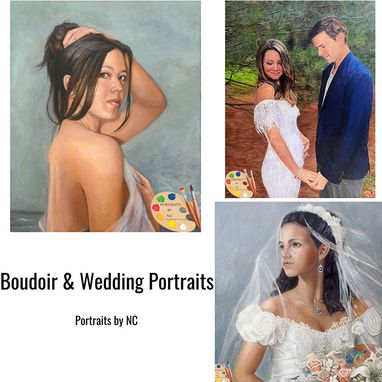 Custom Made Boudoir And Wedding Portraits