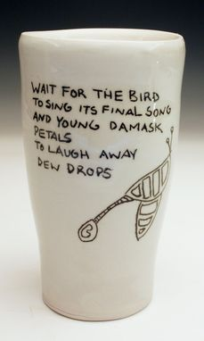 Custom Made Poem Tumblers