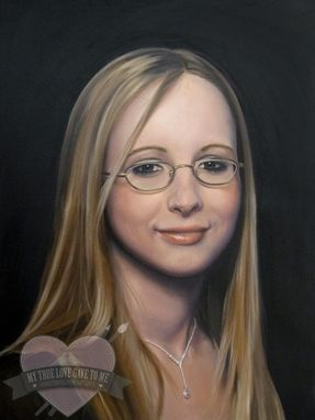 Custom Made Oil Portrait Painting, Memorial 2013