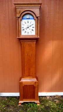 Custom Made Tall Case Clock