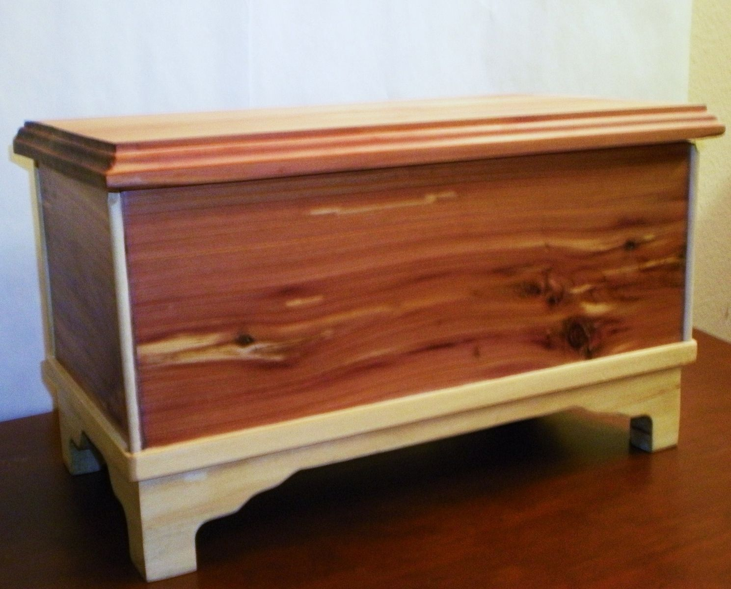 Hand made cedar chest by reeseworks custommade