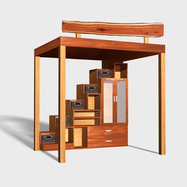 Custom Made The Zen Container Loft