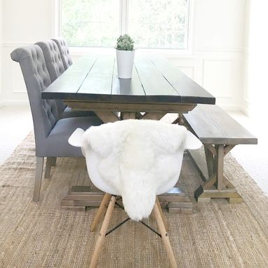 Custom Made The Farmhouse Table