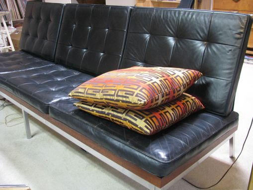 Custom Made Goerge Nelson Sofa/Couch Restoration