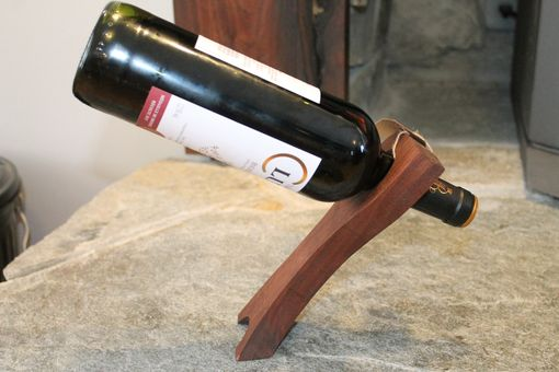 Custom Made Virginia Black Walnut Wine Balancer