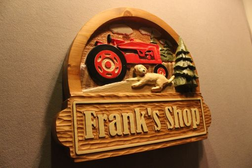 Custom Made Custom Farm Signs | Tractor Signs | Home Signs | Cabin Signs | Cottage Signs | Ranch Signs