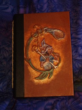 Custom Made Fairy Journal