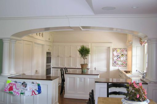 Custom Made Barr Kitchen Renovation