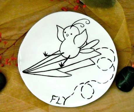 Custom Made Bird Dish