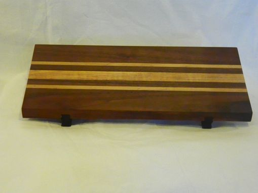 Custom Made Walnut And Maple Sushi/Cutting  Boards
