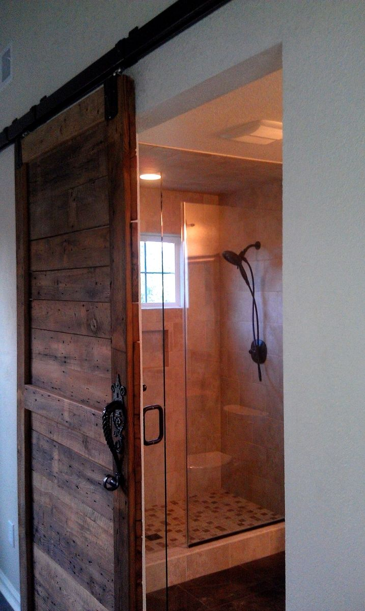 Hand Made Sliding Barn Wood Doors By Classy Pickers