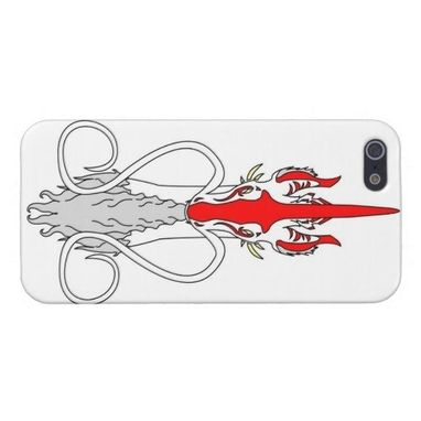 Custom Made Keigstu The Dragon Iphone Case