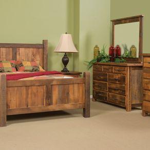 Timber Ridge Bedroom Suite By Walnut Creek Furniture