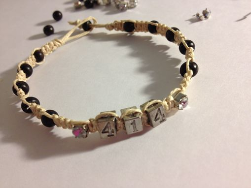 Custom Made Custom Made Hemp Bracelet