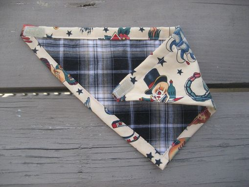 Custom Made Tattoo Baby Bandana Bib