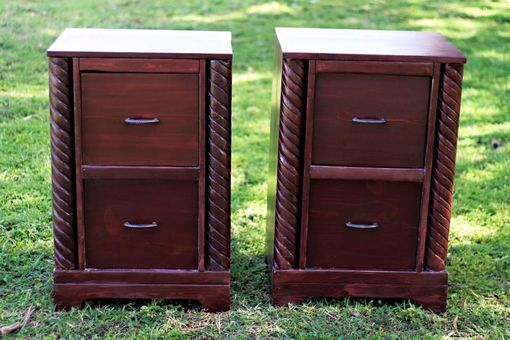 Custom Made Hale Nightstands